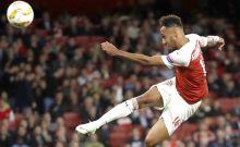 O Pierre-Emerick Aubameyang θέλει να πάρει το Europa League - κι αυτό είναι δέσμευση