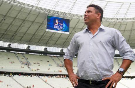 """Ρονάλντο: """"Η FIFA δεν θα θέλει να γίνει άλλο Μουντιάλ στη Βραζιλία"""""""