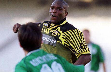Ο Κρίστιαν Ρε υπήρξε αυτός που έβαλε 'φωτιά' στο 0-0 του 1998