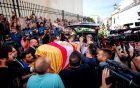 Η κηδεία του Χοσέ Αντόνιο Ρέγιες στην Ουτρέρα (3/6/2019)