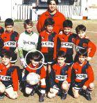 Στην πρώτη του χρονιά στη Νιούελς Ολντ Μπόις, πέτυχε σχεδόν 100 γκολ (1994)