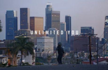 "H Nike παρουσιάζει την ταινία ""Unlimited You"""