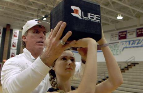 Qube: Η τετράγωνη μπάλα μπάσκετ που μισεί ο LeBron