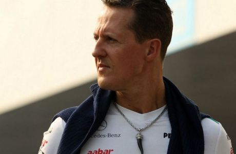 Βγήκε από την εντατική ο Schumacher