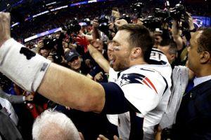 Καμία αγιογραφία  Ο Τομ Μπρέιντι είναι ο GOAT του NFL a34b8e8650c