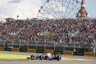 Το Σότσι είναι... η έδρα της Mercedes, καθώς έχει ποσοστό επιτυχίας 100% και τέσσερα 1-2, συμπεριλαμβανομένου του τελευταίου.