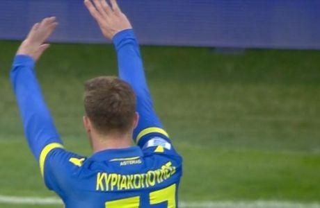 Ποδοσφαιριστής του Αστέρα ζητάει συγγνώμη από οπαδούς του ΠΑΟΚ και αυτό είναι είδηση