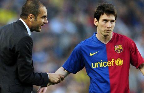False 9: Το νεύμα του Γκουαρδιόλα στον Μέσι που άλλαξε το παγκόσμιο ποδόσφαιρο