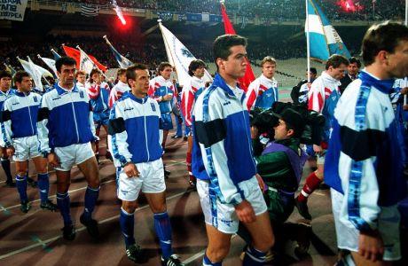Ελλάδα-Ρωσία 1-0: Η προφορική ιστορία των πρωταγωνιστών