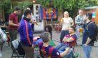 Γιουβέντους-Μπαρτσελόνα: Μπείτε στο κλίμα του τελικού με φωτογραφίες