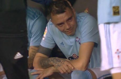 Τα δάκρυα του Άσπας και όχι τα γκολ του έφεραν την ανατροπή