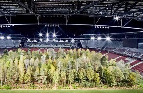 Μπορεί ένα δάσος να καταλάβει ποδοσφαιρικό γήπεδο στην Αυστρία;