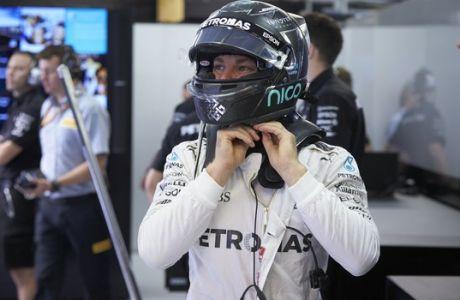 Κράτησε την Pole o Rosberg