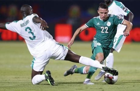 Σενεγάλη και Αλγερία διεκδικούν το βαρύτιμο τρόπαιο και τον τίτλο της κορυφαίας εθνικής ομάδας στην Αφρική