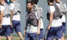 Τι φορούν στο στήθος τους οι ποδοσφαιριστές