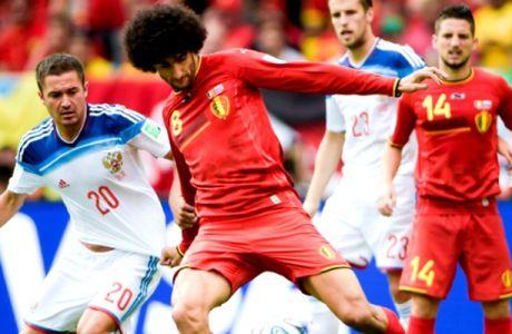 Βέλγιο - Ρωσία 1-0 (VIDEO)