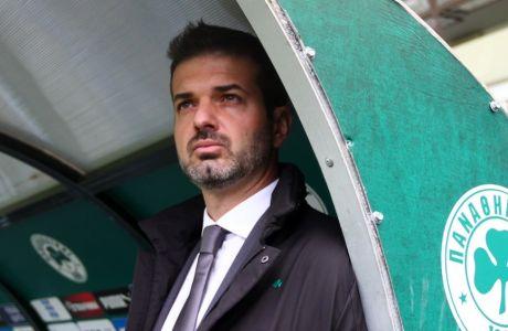 """Στραματσόνι: """"Άλλαξαν οι διαιτητές γιατί είμαστε ανταγωνιστικοί"""""""