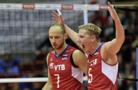 Πρωταθλήτρια Ευρώπης στο βόλεϊ η Ρωσία