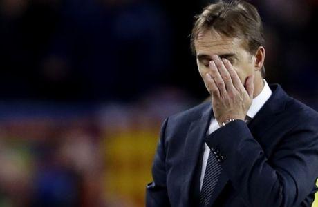 Οι 7 προπονητές της Ρεάλ Μαδρίτης που έμειναν λιγότερο από τον Λοπετέγκι