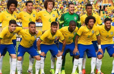 Οι Βραζιλιάνοι κατά της χώρας τους...