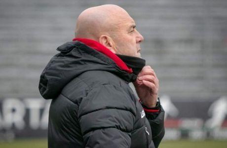 Ο Ιταλός προπονητής που κουτούλησε αντίπαλο 'γκρέμισε' την καριέρα του σ' ένα απόγευμα