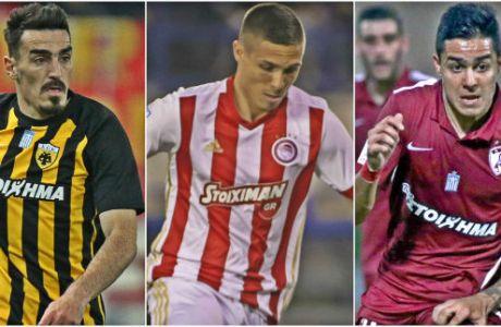 Ο ρεφ του ΠΑΟΚ - ΑΕΚ, το κόλπο με Λάζαρο στην Τούμπα και ο Στσέποβιτς... Τζούρτζεβιτς