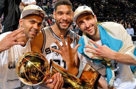 Η απίστευτη ταινία του 5ου τελικού στο NBA