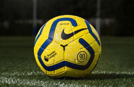 Η νέα μπάλα της Premier League
