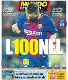 Ο Μέσι έκανε... κατάληψη στον καταλανικό Τύπο με το ρεκόρ του!