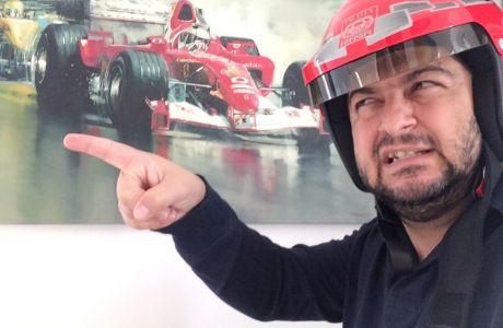 To F1 Vlog που πρέπει να δεις!