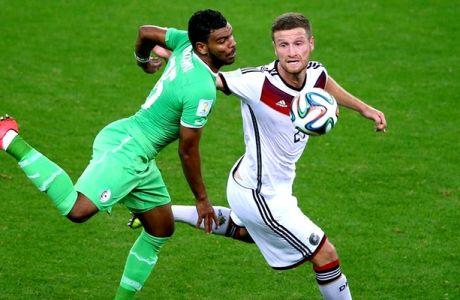 Γερμανία - Αλγερία 2-1 (παρ.)