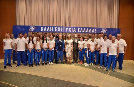 Ο ΟΠΑΠ, μεγάλος χορηγός του ΣΕΓΑΣ, εύχεται καλή επιτυχία στην Εθνική Ομάδα Στίβου
