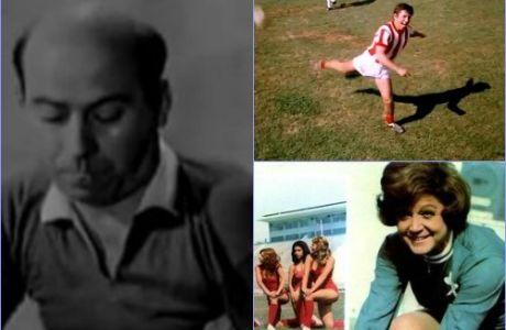 Ελληνικός κινηματογράφος κι αθλητισμός (VIDEOS)