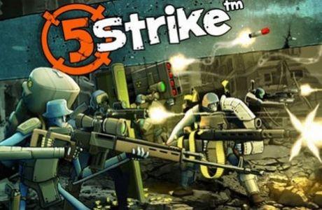 5strike: Γίνε ο απόλυτος στρατηγός