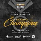 Active Media Group - Sports Marketing Agency of the Year 2020