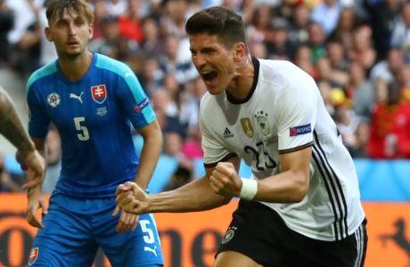 Γερμανία - Σλοβακία 3-0