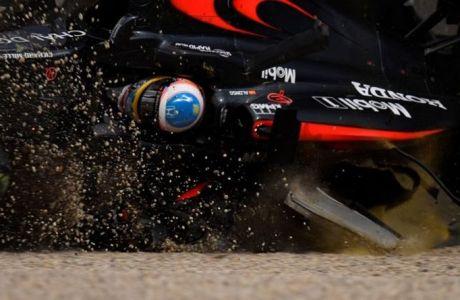 """Πόσο θα επηρέαζε το """"halo"""" το ατύχημα του Alonso"""