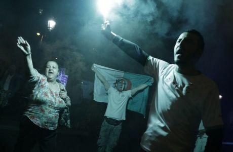Οι ξένες σημαίες απαγορεύονται στη Νίκαια