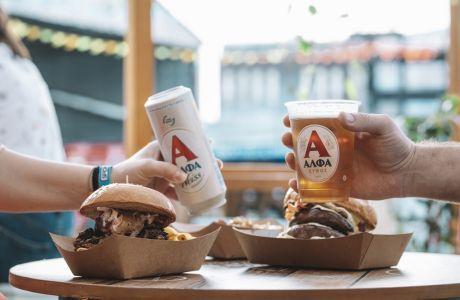 Η αιώνια αναζήτηση της μπύρας που θα απογειώσει το γεύμα σου