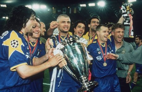 Ντοπέ η Γιουβέντους στον τελικό του Champions League 1996, λέει η ολλανδική τηλεόραση