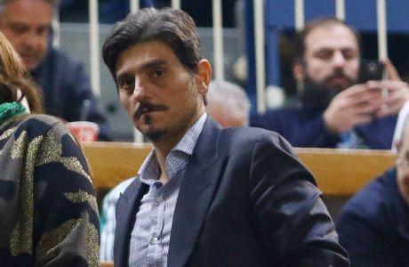 """Παπάζογλου, ο πρώτος """"συμπαίκτης"""" του Γιαννακόπουλου"""