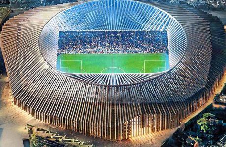"""Άνοιξε ο δρόμος για το νέο, υπερσύγχρονο """"Stamford Bridge""""!"""