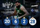 MVP 14ης αγωνιστικής της Stoiximan.gr Basket League ο Γιάννης Μπουρούσης