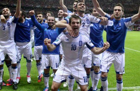 Ο Καραγκούνης ζητάει φιλικό της Λέστερ με την Εθνική Ελλάδας του 2004!