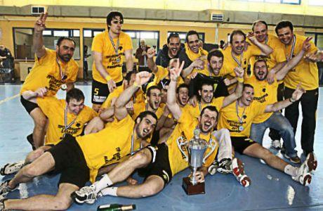 Ο τελευταίος τίτλος της ΑΕΚ στη Θεσσαλονίκη ήταν για μάγκες!