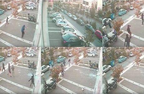 Βίντεο ντοκουμέντο: Η δολοφονική επίθεση σε 24Media και Έθνος