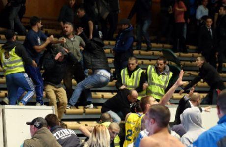 Χάος στη Σόφια με σοβαρό τραυματισμό (VIDEO)