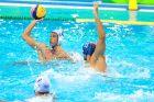 Ο Αλέξανδρος Γούνας στον προημιτελικό του ολυμπιακού τουρνουά του 2016 μεταξύ της Ελλάδας και της Ιταλίας