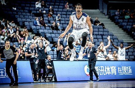 ÅÕÑÙÌÐÁÓÊÅÔ 2017 / ÅËËÁÄÁ - ÐÏËÙÍÉÁ / EUROBASKET 2017 / GREECE - POLAND / ÓËÏÕÊÁÓ / (ÖÙÔÏÃÑÁÖÉÁ: FIBA.COM)
