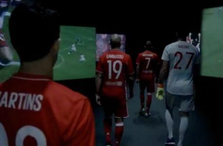 Αυτό το trailer για τον Ολυμπιακό, είναι ό,τι καλύτερο αθλητικό έχεις δει!